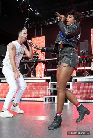 Fitz and the Tantrums, Michael Fitzpatrick, Noelle Scaggs