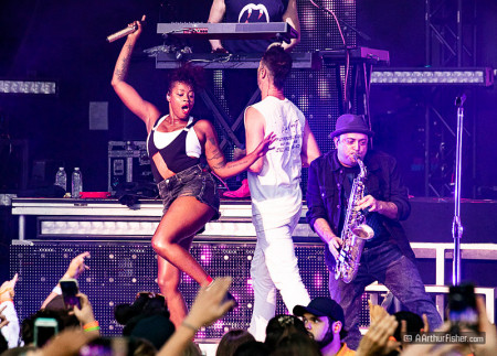 Fitz and the Tantrums, Noelle Scaggs, Michael Fitzpatrick