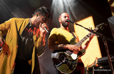 Young the Giant, Sameer Gadhia, Eric Cannata