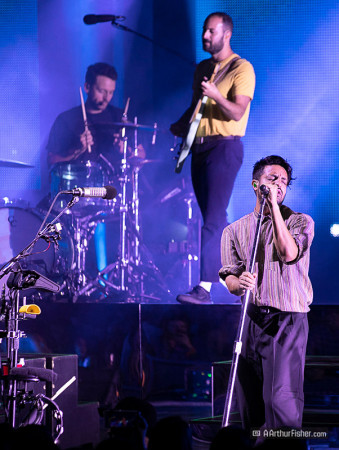 Young the Giant, François Comtois, Eric Cannata, Sameer Gadhia