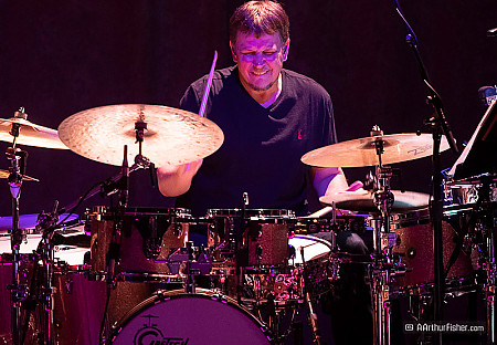 Keith Carlock of Steely Dan